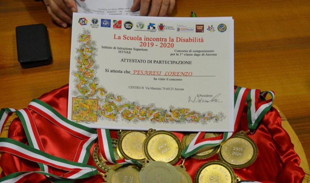 """Si è conclusa la 5°edizione del Concorso """"La Scuola Incontra la Disabilità""""!"""